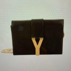 Saint Laurent Small Classic Y Bag